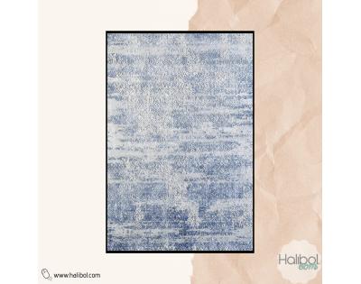 Royal Beyoğlu BY02C Mavi Halı - 80x150 Yolluk Halı